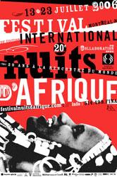 Festival International Nuits d'Afrique de Montréal