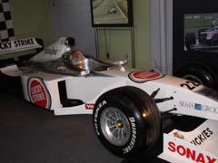 2000年 BAR-Honda