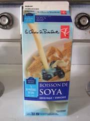 lait de soy