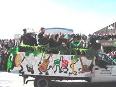 Défilé de la Saint-Patrick