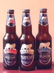 les Bières boréales