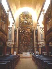 Sacré-Coeur Chapel